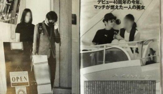 近藤真彦の嫁・和田敦子が離婚を決意か。まさかの不倫報道にマッチ誤算!