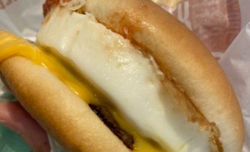 【マクドナルド】エッグチーズバーガー単品・エグチセットの組み合わせごとのカロリー数
