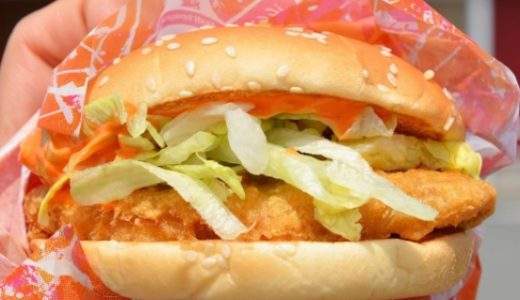 【マクドナルド】スパイシーチキンバーガー単品・スパチキセットの組み合わせごとのカロリー数