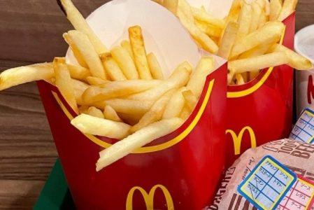 【マクドナルド】マックフライポテトのカロリー数の高さは異常!
